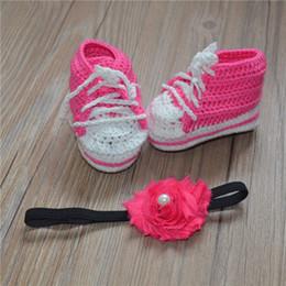 hand stricken schuhe Rabatt Neue europäische und amerikanische Hand gestrickte Baby Wolle Schuhe, Baby Kleinkind Schuhe, Neugeborene gestrickte Schuhe sind jetzt bestellt.