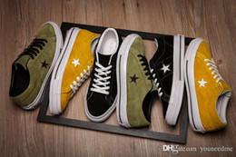Wholesale Hi Low Tops - 2018 Virgil Abloh Off Designer Shoes Low 3.0 Hi-TOP Sneakers for Men and Women SB Hight Top Sneaker Flat Casual Shoes Black Boots shoebox