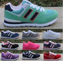 new n shoes Sconti New N scarpe casual da uomo e da donna in equilibrio  leggero db4b43eba03