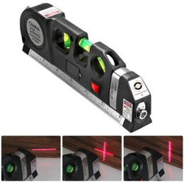 Laser infrarouge niveau horizontal vertical ligne laser bande 2.5m règle métrique outil de mesure électronique polyvalent CCA9641 30pcs ? partir de fabricateur