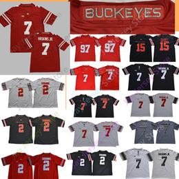 ezekiel elliott Promo Codes - NCAA College Ohio State Buckeyes Football  Jerseys OSU 2 J.K. JK 646b8d9ca