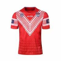 testen tasse Rabatt TONGA NRL Rugby Jersey 2017 2018 Mate MA Ein Tonga National Rugby League NRL Trikots 2017 Home World Cup 2018 Pacific Test Shirt