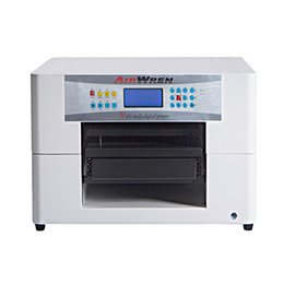 Wholesale Printer Digital Printing - Hot sell digital textile dtg printer 6 color t-shirt printing machine with a3 size