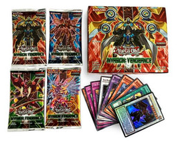 Wholesale Oh Cards - 216pcs  1lot Yugioh Game Paper Cards Toys English Version Girl Boy Yu Gi Oh Game Collection Cards Christmas Gift Brinquedo Toy