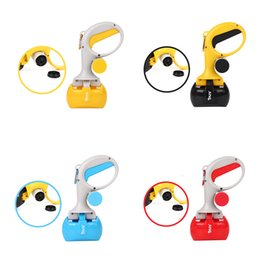 Wholesale sling clips - Creative Multi Function Dog Shit Cleaning Clips Portable Practical Stool Pickup For Pet Outdoor Walk With Rubbish Bags Design 27dc Z