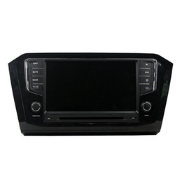 Wholesale Car Stereo Volkswagen Passat - 8inch 2GB RAM Andriod 6.0 Octa core Car DVD player for Volkswagen PASSAT 2015 with GPS,Steering Wheel Control,Bluetooth,Radio