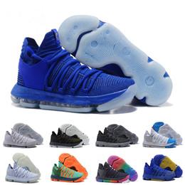 Мужчины баскетбольная обувь 10 юбилейный Университет до сих пор KD Igloo BETRUE Oreo Кевин Дюрант элитные спортивные кроссовки размер 40-46 supplier durant shoes size от Поставщики размер обуви durant