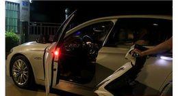 Abertura da porta do flash on-line-Luz de Aviso de Abertura de Porta do carro LEVOU 5SMD Magnética Sem Fio Anti-colisão Luz de Sinalização de Segurança Flash de Luz Decorativa