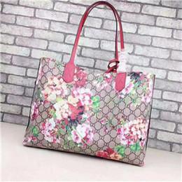 Doppelte g taschen online-G 368568 Designer Frauen Handtaschen beste Qualität Totes Luxus Handtaschen Doppelgebrauch Berühmte Marken Handtasche aus echtem Leder Schulter Versand Taschen