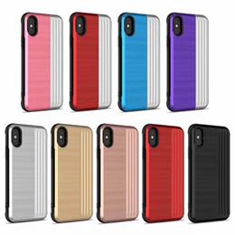 Ince 2in1 Hibrid Slayt Kart Yuvası Tutucu Standı Kılıf iphone X XS XS Max XR 8 8 Artı 7 7 Artı 6 6 S Artı nereden iphone ince stand durumda tedarikçiler