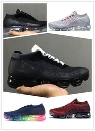 Wholesale Out Walking - 2018 OG Vapormax Mens Running Shoes For Men Sneakers Women Fashion Athletic Sport Shoe Hot Corss Hiking Jogging Walking Outdoor Shoes