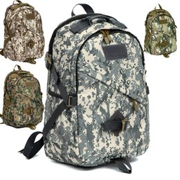Wholesale college baseball uniforms - The new 40L liters outdoor British computer bag riding hiking casual backpack tactical assault package hiking uniform Messenger bag