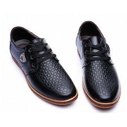 big size 38-48 di alta qualità in vera pelle uomo business scarpe lace up  traval guida scarpe casual moda uomo muscolo della mucca 07453441edb