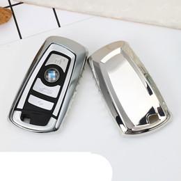 Wholesale bmw key holder - TPU Car key Cover Case Car Key Holder Suitable for BMW E30 E34 E36 E39 E46 F10 F11 F31 G30 M Performance X1 F48 X3 X4 X5 Accessories