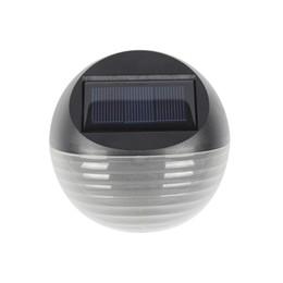 Hochwertige außenwandleuchten online-Hohe Qualität Neue Wasserdichte Solar Motion Sensor Solarbetriebene Gartenleuchten LED Outdoor Landschaft Wandleuchte Für Garten und Schritt Lampe
