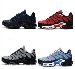 Wholesale Nano Green - New Mens TN Nano KPU Sneakers Casual Running Sport Shoes 8 Colors Size 40-46