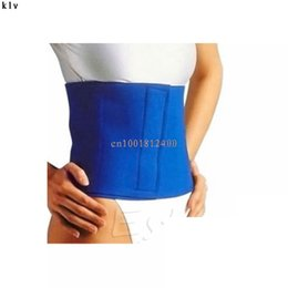 Wholesale Weight Loss Body Wraps Wholesale - Waist Cincher Trimmer Burn Fat Wrap Weight Corsets Loss Slim Belt Body Shaper Girdle High Quality