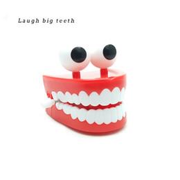 Amigos de escritorio online-Los divertidos dientes grandes en la cadena El escritorio Los dientes grandes creativos Mecanismo Juguetes de descompresión Enviar amigos Regalos de cumpleaños para niños