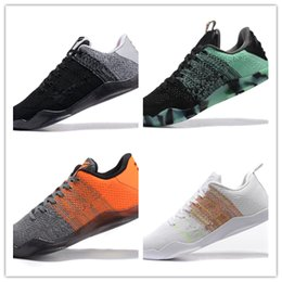 info for 68800 afa5f Sell hot High Quality Kobe 11 Elite Men Basketball Shoes Kobe 11S Red Horse  Oreo Sneakers KB 11 Sports Sneakers With Sneakers Shoes