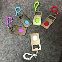 Мобильный нож онлайн-Открывалка для бутылок держатель мобильного телефона открывалка для бутылок для пива стул мобильный телефон ленивый кронштейн творческий подарок