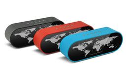 Canada 2018 populaire mini haut-parleur extérieur portable double haut-parleur bluetooth stéréo sans fil carte stéréo haut-parleur bluetooth multifonction. Offre