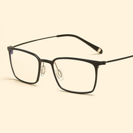 8f5e40d00d5 Lightweight High Quality Optical Glasses Frame Aluminum Magnesium Blue Light  Filter Computer Eyeglasses Anti Radiation Goggles frames
