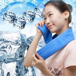übung bambus handtuch Rabatt Im Freiensport des Eissporthandtuches, der handtucheignung läuft, kühlt kalte Tätigkeitsgeschenke der kalten Handtuch-Wassergeschwindigkeit ab