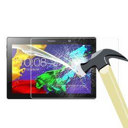 """Protecteur d'écran trempé lenovo en Ligne-10.1 """"9H Pour Lenovo TAB 2 A10-30 X30 X30F X30M 10.1 Verre Trempé pour Lenovo Tab 3 10.1 x70f Protecteur D'écran En Verre Trempé"""