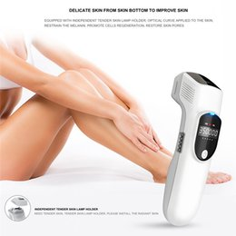 ipl fotoni Sconti ECTY IPL Photon Face and Body Hair Removal System 3 in 1 per la depilazione Acne Clearance Skin Rejuvenation Instrument