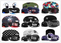 Wholesale Black Hard Hats - Newest Cheap BLUNTED GO HARD Gorra CAYLER & SONS american flag USA snapbacks adjustable hat hiphop baseball CAP hats,F**kin Sports BALL