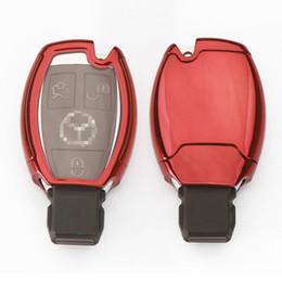 2019 boîtier de clé à distance de voiture toyota TPU Soft Plastique Clé De Voiture Case Key Shell Auto Télécommande Clé Shell Mercedes Voiture Spéciale Accessoires De Voiture