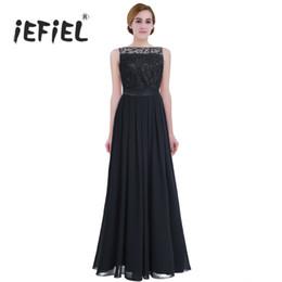 robes de femmes élégantes femmes robes dames en mousseline de soie brodée soirée robe de soirée robes de bal longue pour la première communion ? partir de fabricateur