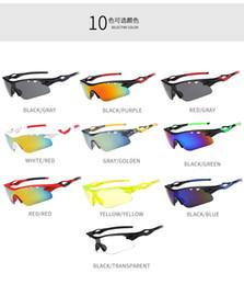 2019 patrones de bicicleta 2018 Nuevo patrón de gafas al aire libre Lock Photochromic Ciclismo Gafas Hombres / Mujeres gafas de bicicleta gafas de bicicleta 10 tipos de selección de color. rebajas patrones de bicicleta