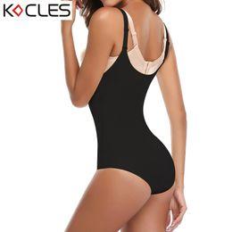 Wholesale Thongs Adjustable Waist - Latex Shaper Bodysuit Women Postpartum Firm Control Thongs Hot Body Briefer Shapewear Adjustable Stap Waist Trainers G-string