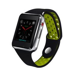 Orologio astuto da 1.54 pollici online-Smartwatch degli orologi di M3 Smart con il touch screen LCD a 1.54 pollici per il telefono cellulare intelligente di SIM astuto della vigilanza dell'affare con il pacchetto al minuto