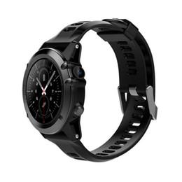 3g esportes on-line-3G Wifi Smartwatch, H1 Relógio Inteligente IP68 À Prova D 'Água 1.39 polegada GPS Wifi Monitor De Freqüência Cardíaca 4 GB + 512 MB Relógio Do Esporte Para Android IOS