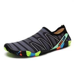 33 modèles Chaussures de plongée Beach Mesh Chaussures antidérapantes pour sports nautiques Chaussures de peau Aqua Socks Adultes Enfants Natation Suring Yoga ? partir de fabricateur