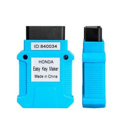 Clave acura online-El programador de llaves EasyKeyMaker Honda soporta Honda / Acura incluyendo todas las llaves perdidas