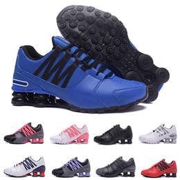 on sale d17cf 924d2 Nike shox Gravitg nouveau Haute Qualité Hommes Classique Tlx Avenue 803  Livrer Oz Chaussures Femme Chaussures de course Sport Trainer Tennis  Cushion ...