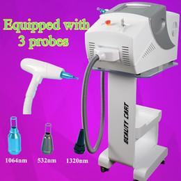 Wholesale used salon spa equipment - Most effective laser machine ndyag Tattoo Freckle Equipment carbon peel laser spa salon home use machine