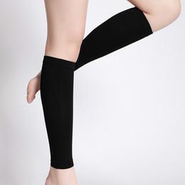 bcb13161c3660d 1Pair Useful Fashion Thin Thigh Leg Beauty Leg Shape Shaper Burn Fat Socks  Compression Stovepipe Slimming