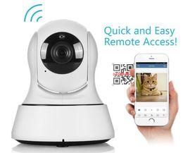 versteckte camcorderuhr Rabatt HD Home Security WiFi Babyphone 720 P IP Kamera Nachtsicht Überwachung Netzwerk Indoor Baby Kameras