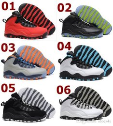 Wholesale Athletic Rubber Bands - [With Box] Wholesale Athletic Men's Basketball Shoes Cheap 10 Sports Shoes With High Quality Free Shipping US8-13