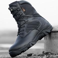 Delta Brand Bottes Tactiques Desert Combat Armée En Plein Air Randonnée Chaussures De Voyage Botas Chaussures En Cuir Automne Hommes Bottines ? partir de fabricateur