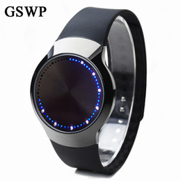 Preiswert Kaufen Dropship Wasserdicht Männer Digitale Uhr Nizza Top Marke Led Touchscreen Tag Datum Herren Uhr Silikon Armbanduhr Für Männliche Uhren