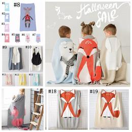 ... Neugeborene Rotwild Elch Einhorn Flamingo Schlafsack Winter Gestrickte  Verpackungen Tierkindergarten Decke MMA898 Ein Schlafsäcke Kinderzimmer  Angebote