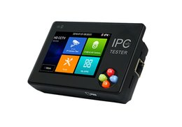 3,5 pollici H.265 4K uscita HD IP CCTV Tester Monitor AHD CVI TVI Analog Camera Test 8MP 5MP 4MP ONVIF PTZ WIFI 12V1A da