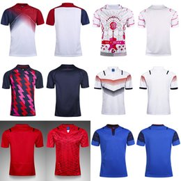 Wholesale rugby shirts cheap - Cheap Mens 2016 2017 2018 International F Home Away SF Alternate NRL National Super Rugby League Shirts Printed Pattern Jerseys