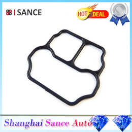 Wholesale gasket valve - ISANCE Idle Air Control Valve IACV Fuel Injection Gasket 22215-74400 For Camry Celica Corolla MR2 RAV4 Solara Tercel