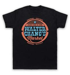 Wholesale Walter White Shirt - Tremors T Shirt Walter Chang's Market